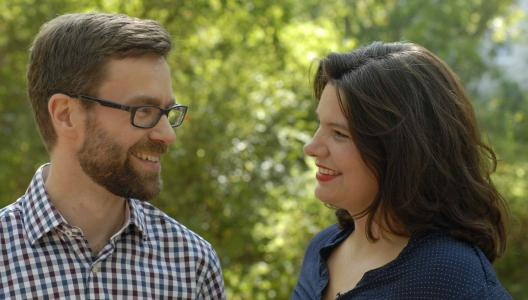 Valentinstag mit jemandem, den Sie gerade angefangen haben zu datieren