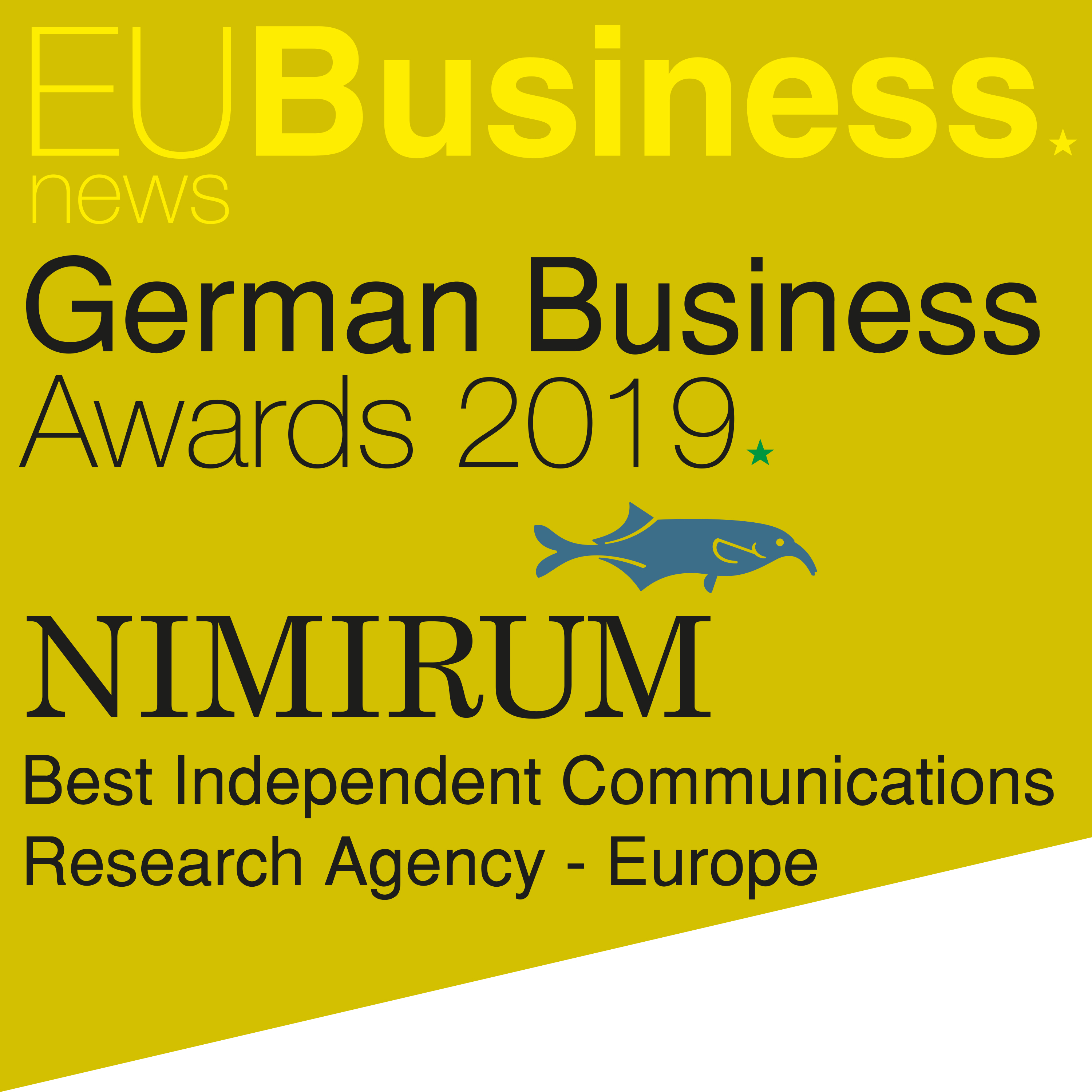 EU Business News Award